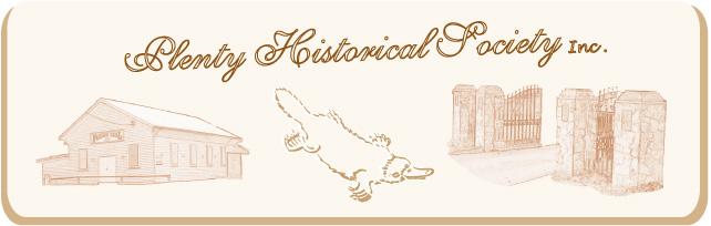 Plenty Historical Society